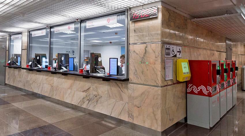 Активировать карту Тройка в кассе, терминале или автомате