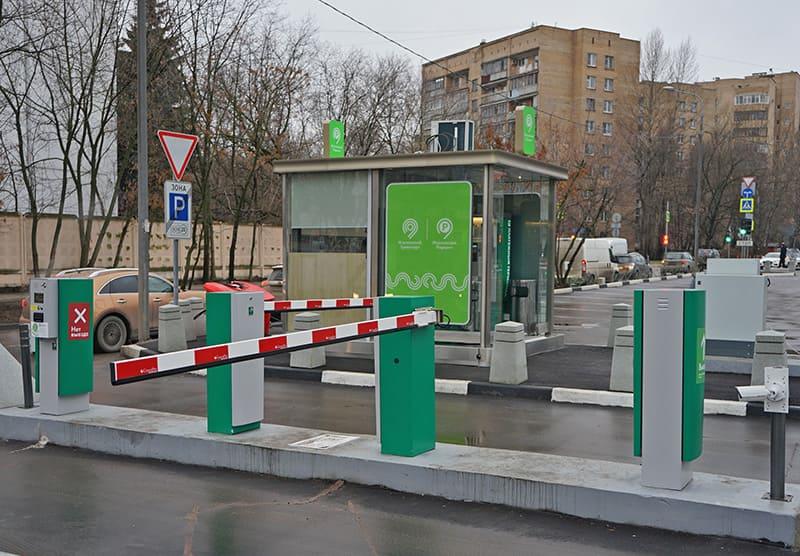 Перехватывающие парковки в Москве возле метро