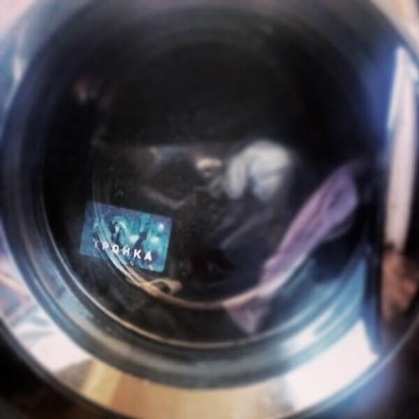 Постирал карту Тройка в стиральной машине